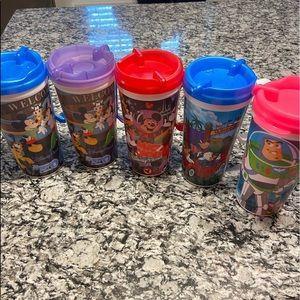 Multi Colors Disney Mugs
